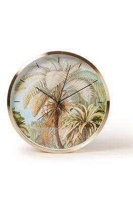 Cubic Haeckel palm klok