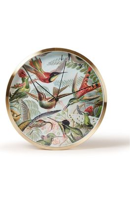Cubic Haeckel vogel klok