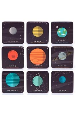 Cubic Planetaria Coasters 9