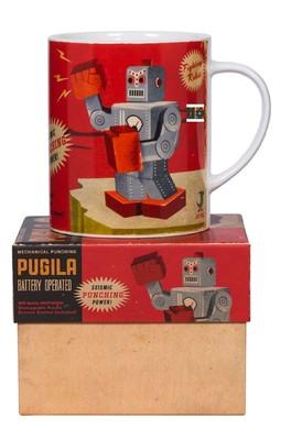 Cubic Roboutique Big Mug Pugila
