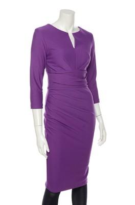 Diva Catwalk jurk 410602 paars