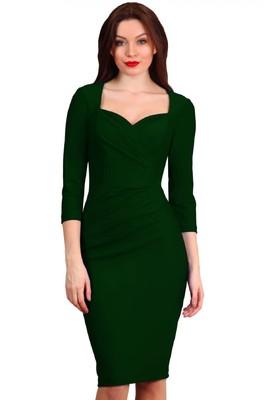 Diva Catwalk jurk 444701 groen