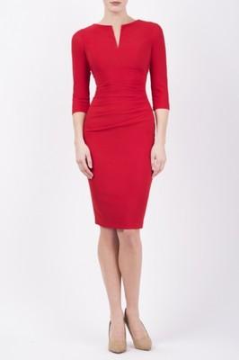 Diva Catwalk jurk 4795 rood