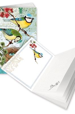 Edition Tausendschön Schrift A6 Vogel