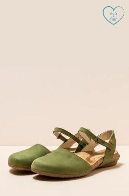 El Naturalista schoen  groen