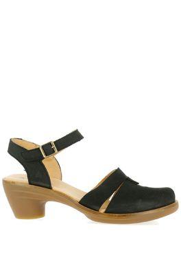 El Naturalista schoen lux suede zwart