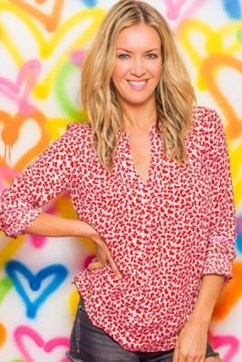 Emily van den Bergh bloes 5571 red