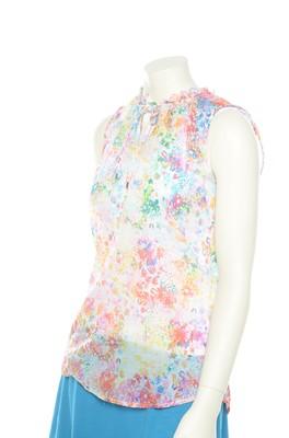 Emily van den Bergh bloes 5619 aqua