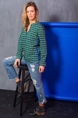 Emily van den Bergh bloes 5997 multi