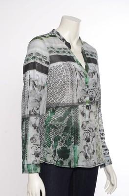 Emily van den Bergh bloes 5293 groen