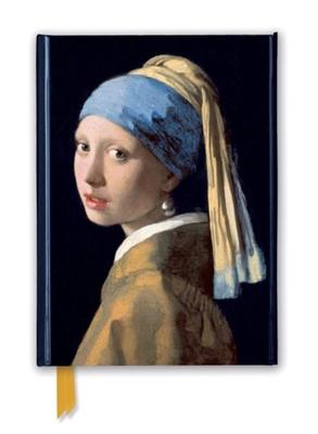 Flame Tree Notebook Johannes Vermeer