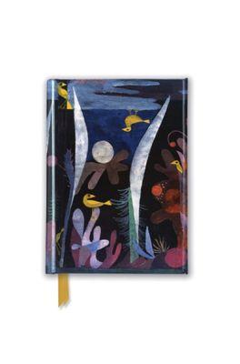 Flame Tree pocketboek Paul Klee Landscape