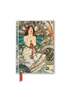 Flame Tree Pocketbook Mucha
