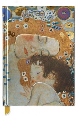 Flame Tree schetsboek Klimt Three Ages of a Woman