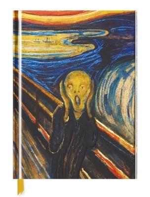 Flame Tree Sketchbook Edvard Munch