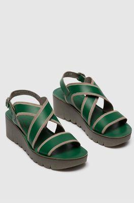 Fly sandaal YAZE605 groen