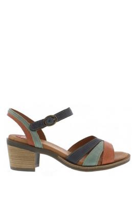 Fly sandaal zeus multicolor