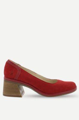 Fly schoen LUNO188 rood