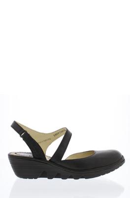 Fly schoen pele zwart