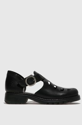 Fly schoen ROLY564 zwart