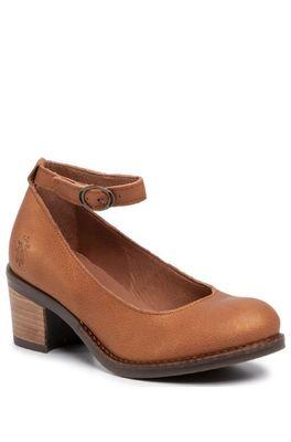 Fly schoen ZAKE610 bruin
