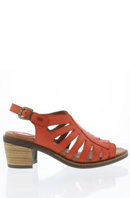 Fly schoen ZENA586 rood