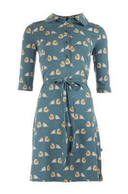Froy & Dind jurk eloise robin multicolor