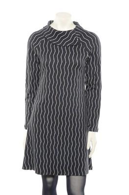 Froy & Dind jurk rachel zwart