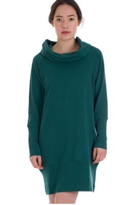 Froy & Dind jurk pilar groen