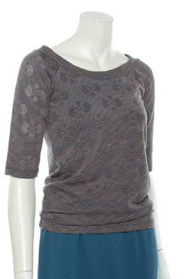 Froy & Dind shirt mathilde bruin