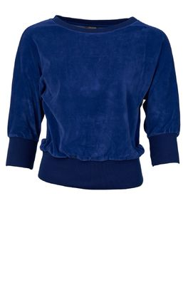 Froy & Dind trui sybille blauw