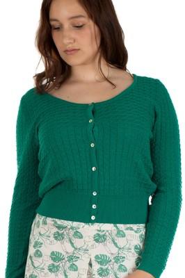 Froy & Dind vest esther green