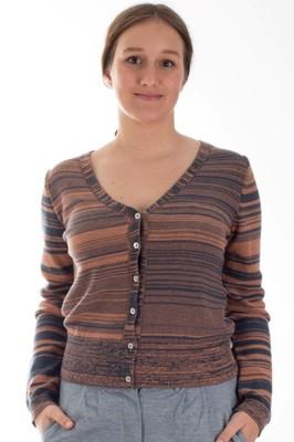 Froy & Dind vest cardigan multicolor