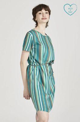 Givn jurk lauren multicolor