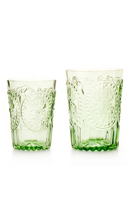 Fijnzinnig Glaswerk waterglas groot