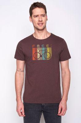 Greenbomb t shirt  bruin
