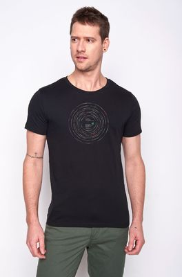 Greenbomb t shirt  zwart
