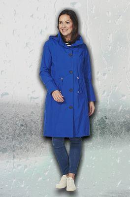 Happy Rainy Days jas bente coat blauw