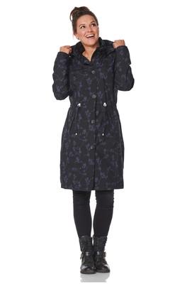 Happy Rainy Days jas beryl zwart