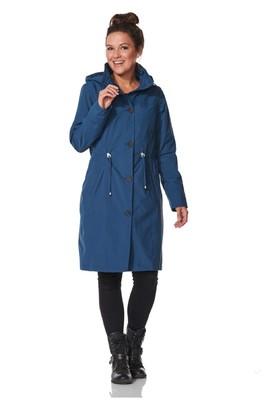 Happy Rainy Days jas billy blauw