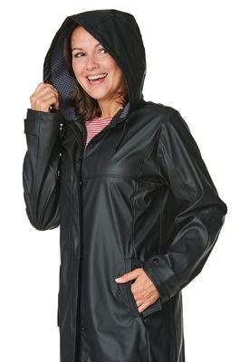 Happy Rainy Days jas bodee zwart