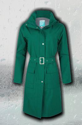 Happy Rainy Days jas gayle groen