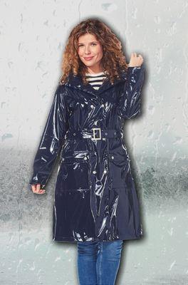 Happy Rainy Days jas nina navy