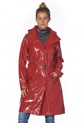 Happy Rainy Days jas carina rood