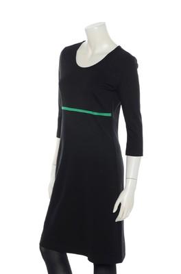 Ibolya jurk zwart basic