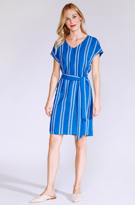 Kala jurk blauw