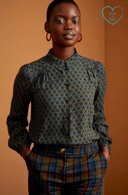 King Louie bloes carina blouse multicolor
