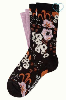 King Louie sokken bloomsbury socks multicolor