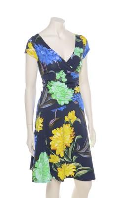 Klaes & Myra's jurk angel spring blauw