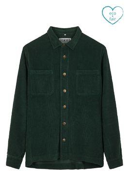 Komodo bloes jean shirt petrol